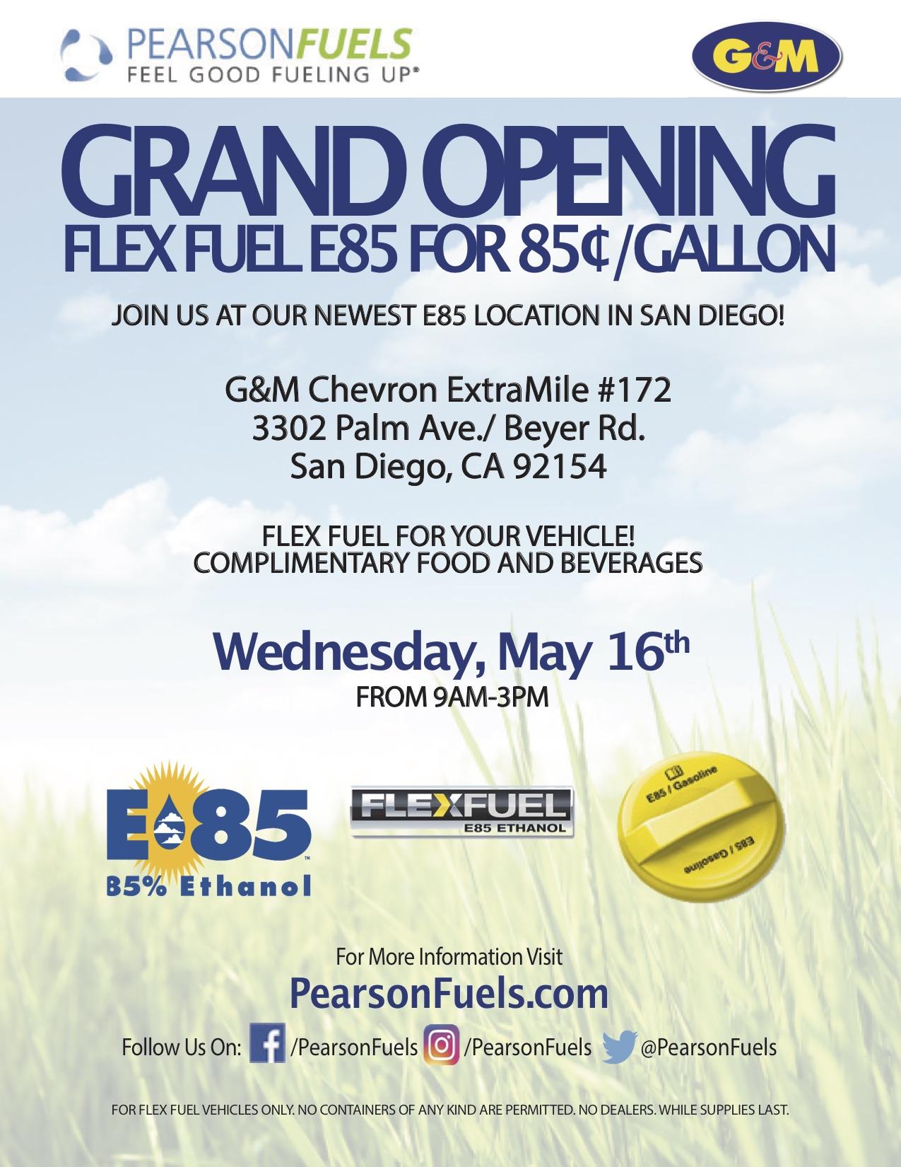 Chevron – San Diego, CA 92154